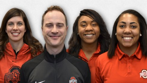 Chelsi Day, Jamey Houle, Candice Williams and Charron Sumler