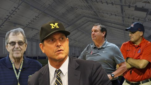 Jim Harbaugh's Support Group