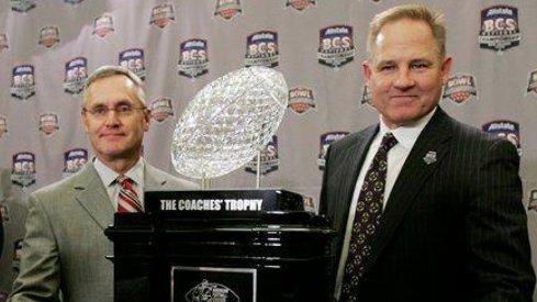 Jim Tressel's SEC struggles continued against LSU.