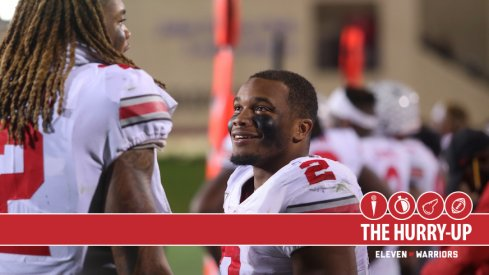 J.K. Dobbins and Chase Young
