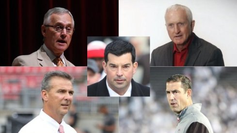 All-Mesh Team Defense - comprised of players from the John Cooper, Jim Tressel, Luke Fickell, Urban Meyer and Ryan Day eras at Ohio State.
