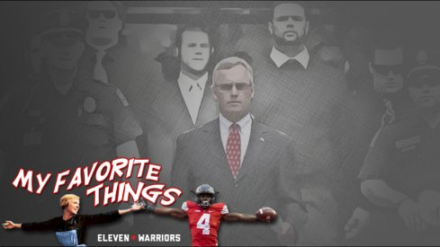 jim tressel and the 2010 buckeyes