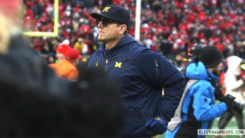 Michigan Head Coach Jim Harbaugh