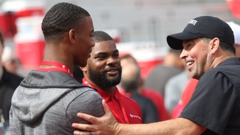 C.J. Hicks and Ryan Day