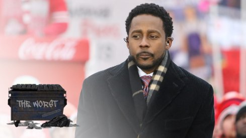 Desmond Howard, bad.