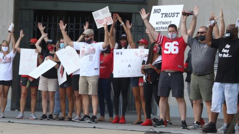 Parents of Ohio State athletes