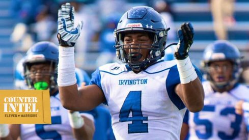 Nebraska's latest addition is three-star linebacker Mikai Gbayor.