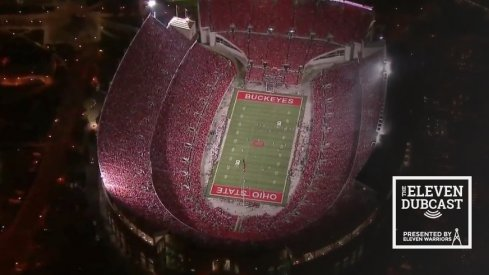 Ohio Stadium, filled with fans