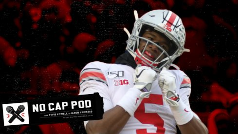 Ohio State wide receiver Garrett Wilson on his way to doing big things from the slot this season