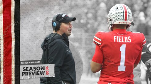 Entering his fourth season in Columbus, Ryan Day finally has a second year with a quarterback in Justin Fields.