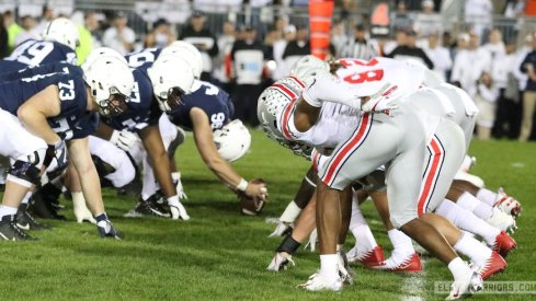 Penn State vs. Ohio State