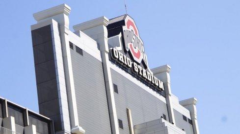 Ohio Stadium.