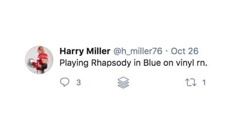 Harry Miller.