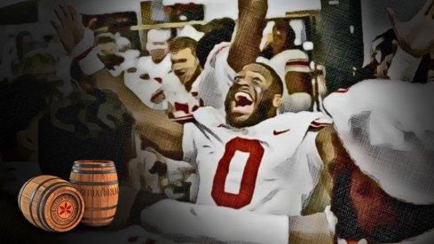 jonathan cooper enjoys Ohio State's win over Penn State, 2020