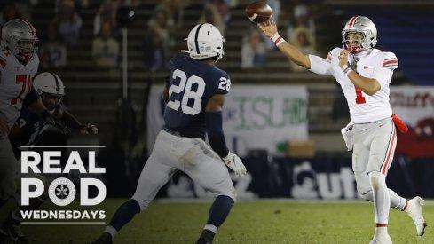 Justin Fields vs. Penn State