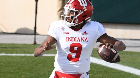 Sophomore Michael Penix Jr. has triggered an explosive Indiana offense this fall.
