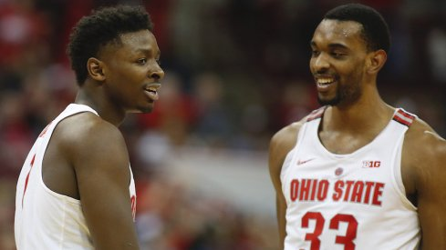 Jae'Sean Tate and Keita Bates-Diop