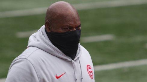 Larry Johnson will be the head coach.