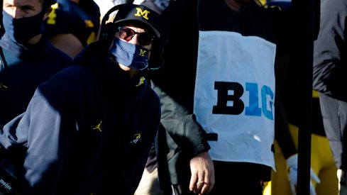 Michigan gave Penn State its first win Saturday in Ann Arbor.