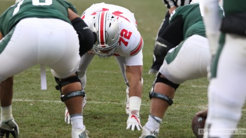 Tommy Togiai vs. Michigan State