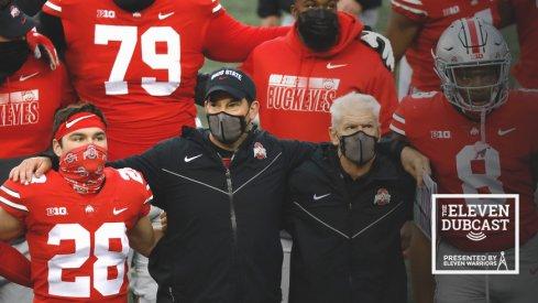 Ohio State head coach Ryan Day and company
