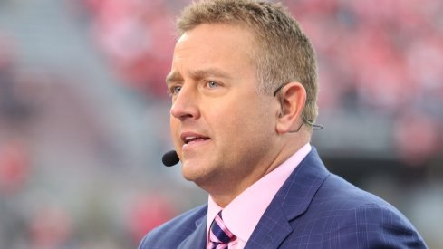 Kirk Herbstreit believes Michigan will wave the white flag against Ohio State.