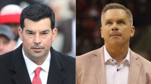 Ryan Day and Chris Holtmann