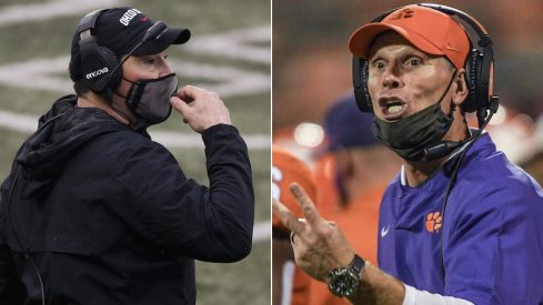 Ryan Day and Brent Venables
