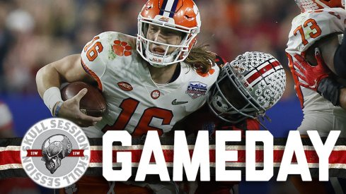 It's a bad day to be a Clemson Tiger.