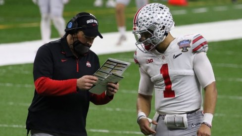 The Ohio State coaching staff had the perfect gameplan for their star QB in the Sugar Bowl.