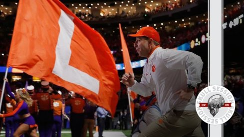 Dabo is Dead in today's skull session.