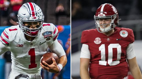 Justin Fields and Mac Jones will take center stage in Miami.