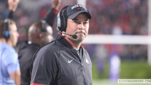 Ryan Day stirs Ohio State's offensive drink.