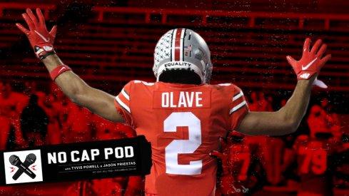Chris Olave graces the cover of No Cap, Episode 21