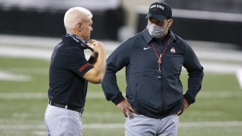 Kerry Coombs and Ryan Day