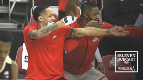 Ohio State men basketball's C.J. Walker