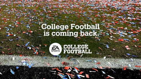 College football video games is back.