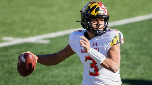 Taulia Tagovailoa will lead the Maryland offense once again in 2021.