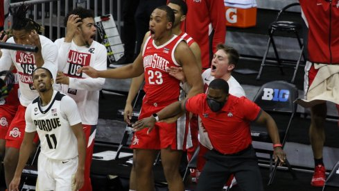 Ohio State Defeats Purdue