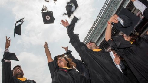 Ohio State's commencement will be in person.