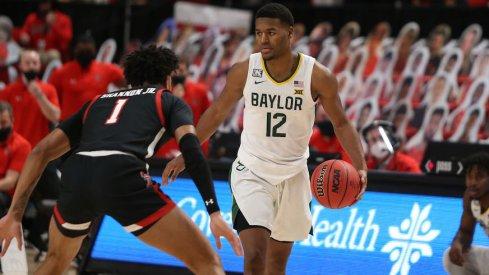 Baylor's Jared Butler vs. Texas Tech
