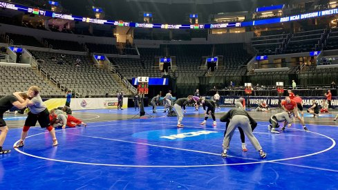 Buckeyes Are Ready to Scrap in St. Louis