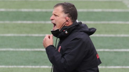 Greg Schiano is doing stuff on the recruiting trail.