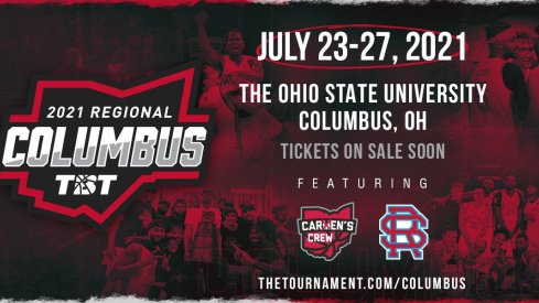 The TBT will be in the Buckeye State.