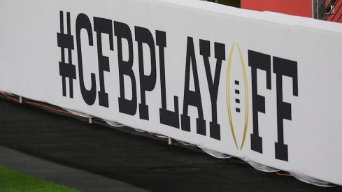 The College Football Playoff is considering expansion.