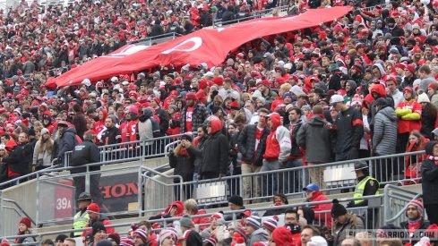 Ohio Stadium crowd