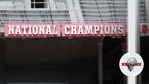 National Champs in today's skull session.