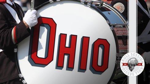 Ohio in today's skull session.