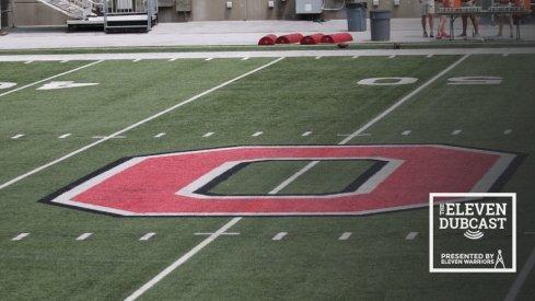 Ohio Stadium 50-yard line