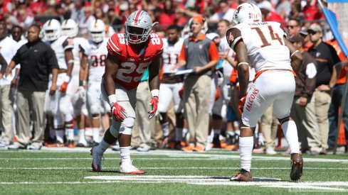 Ohio State vs. Bowling Green in 2016